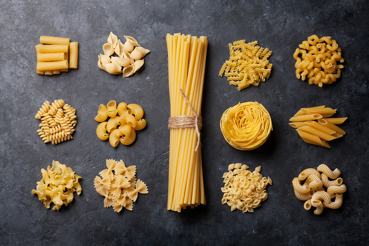 5 Unique Pastas for Your Pantry